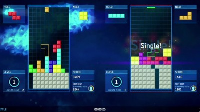 Тизер-Tetris Ultimate от Ubisoft