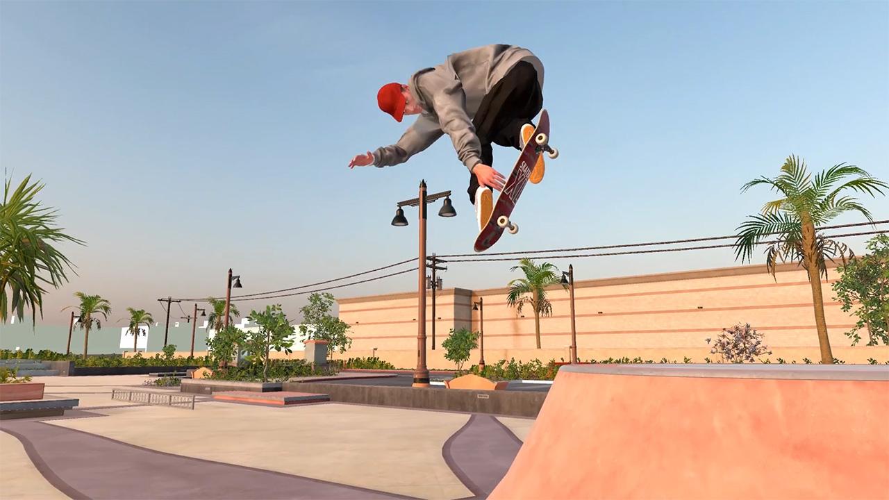 Релиз Skater XL состоится в июле