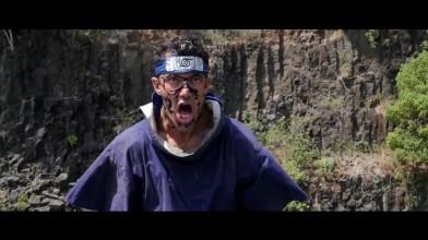 The Naruto Showdown (Cупер эпический лайфэкшон ролик)
