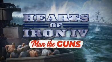 DLC Man the Guns для Hearts of Iron IV получило дату релиза