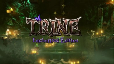 "Trine: Enchanted Edition ""Релизный трейлер """