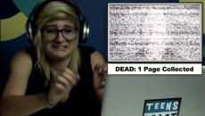 Реакция игроков на Slender - The eight pages
