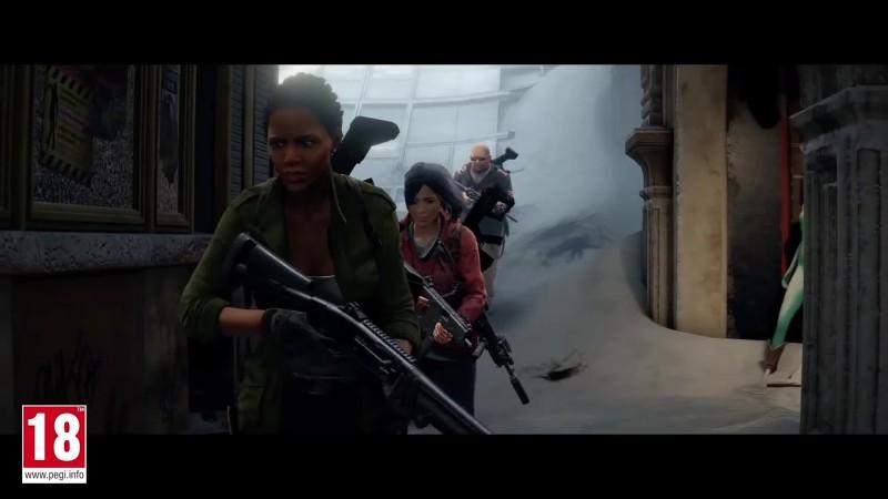 World War Z - Игроки против игроков против зомби (PvPvZ) - Русская озвучка