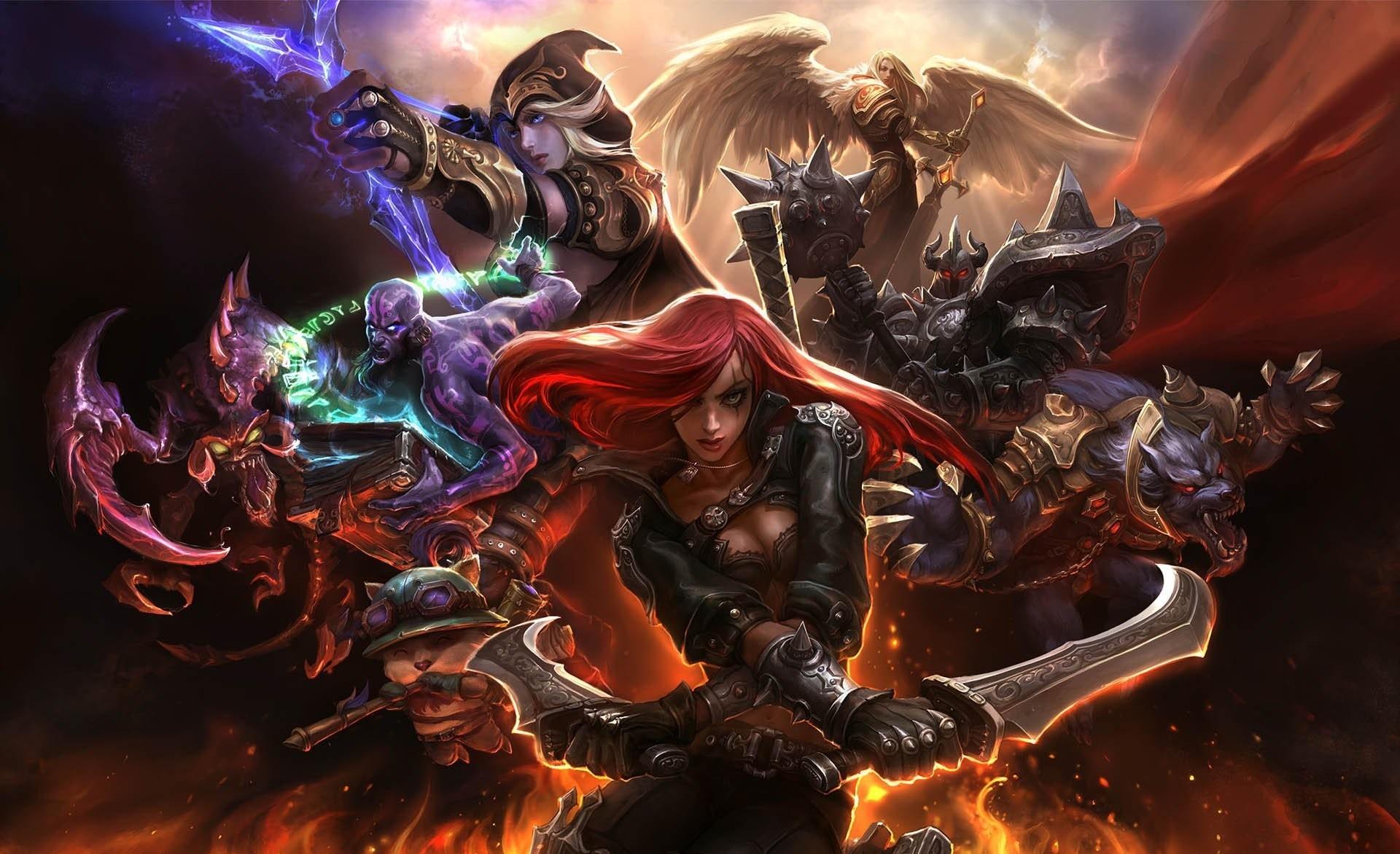 В League of Legends вышло обновление 9.8