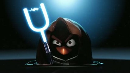 "Angry Birds Star Wars ""Трейлер"""