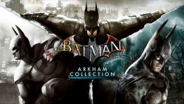 Релиз Batman: Arkham Collection на PS4