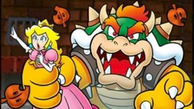 Super Mario - Зачем Боузер похищает принцессу Пич?