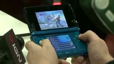 """Dead or Alive Dimensions 3DS """"KO Геймплей"""""""