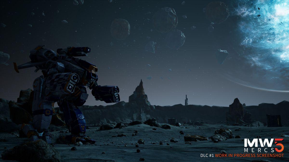 DLC для MechWarrior 5 задержится, но будет расширен