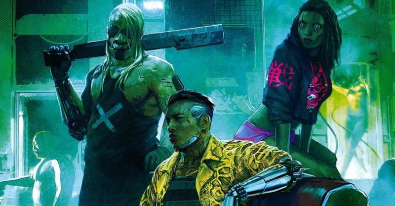 Cyberpunk 2077 успешно стартовал в Китае