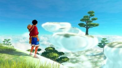 Трафальгар Ло, Небесный остров, сокровища и карма: свежие скриншоты One Piece: World Seeker