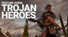 Новый трейлер Total War Saga: Troy посвящён троянским героям и их способностям