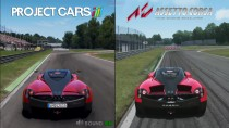 "Project CARS Vs Assetto Corsa ""��������� Pagani Huayra"""