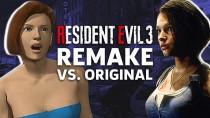 IGN опубликовал новое сравнение ремейка Resident Evil 3 с оригиналом
