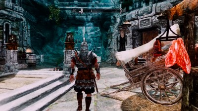 SKYRIM FAN VIDEO MODS ultra graphics ENB 2017