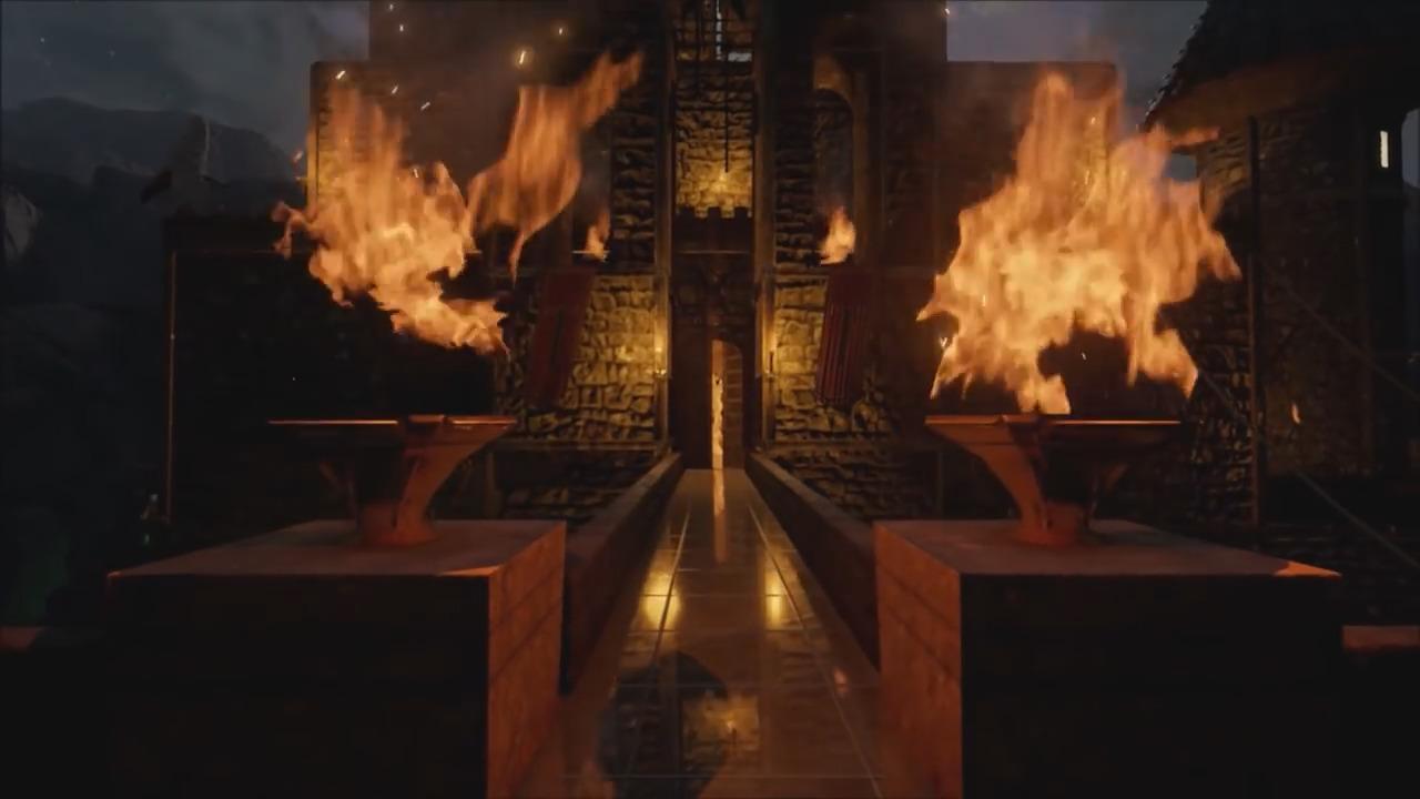 Стартовый ролик Unreal переделали на Unreal Engine 4