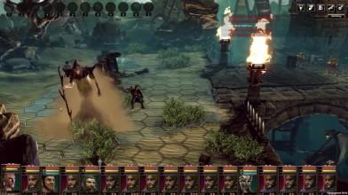 Blackguards 2: Видеообзор Ч.4: Новые противники