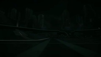 "TRON: Evolution ""Tank Trailer"""