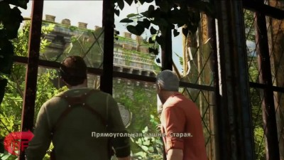 Uncharted 3: Drake's Deception - Глава 6- Замак