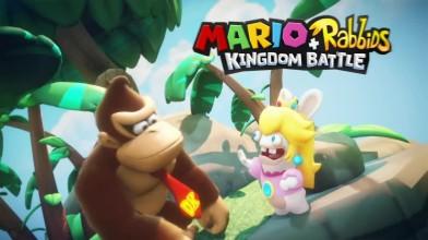 Mario + Rabbids Kingdom Battle - трейлер сюжетного дополнения