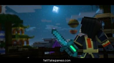 Трейлер второго эпизода Minecraft: Story Mode - Season Two