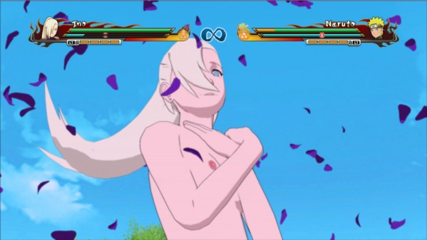 Naruto Shippuden: Ultimate Ninja Storm Revolution - Nude Mod