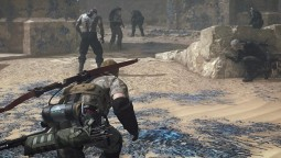 Первый час кампании Metal Gear Survive ужаснул геймеров