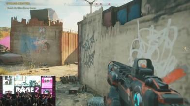 15 минут безумия в новом видео геймплея Rage 2