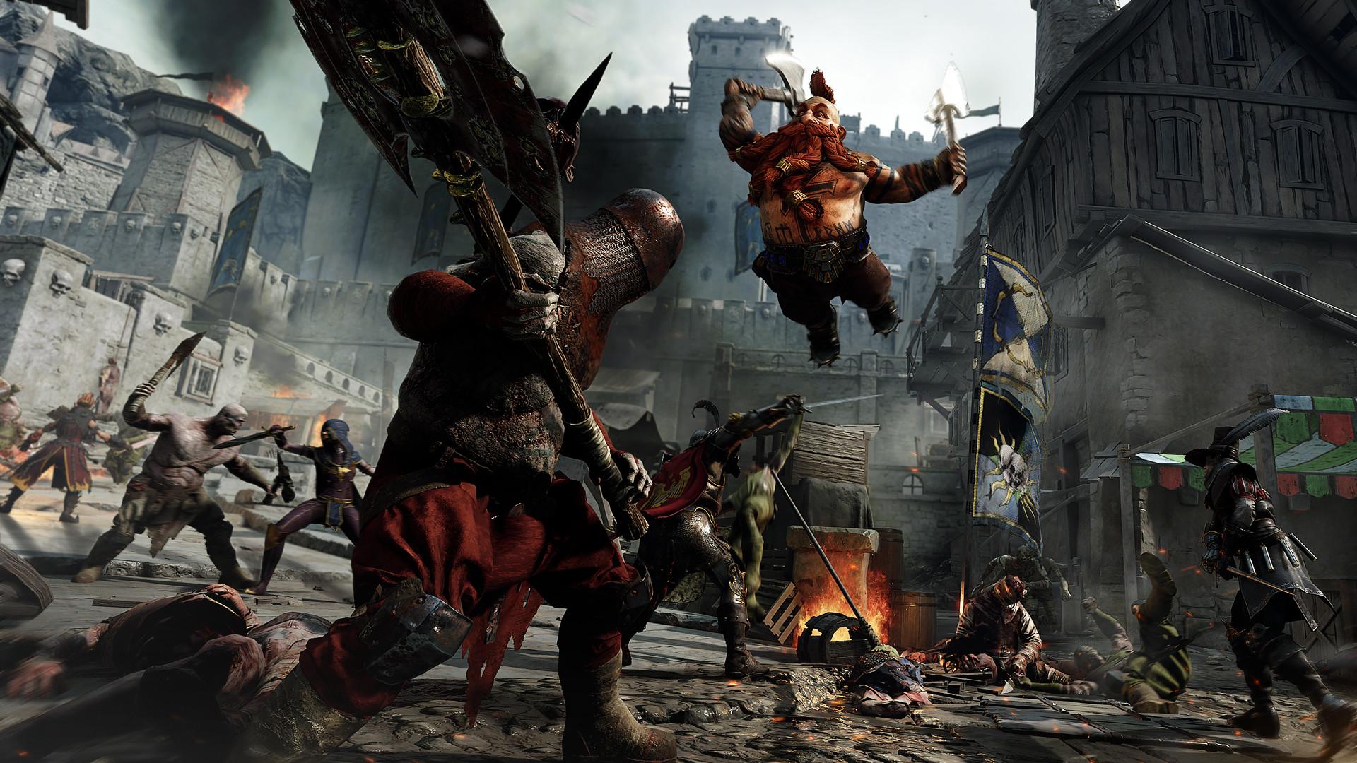 Для PS4-версии 'Warhammer: Vermintide 2' выпушены три бесплатные карты