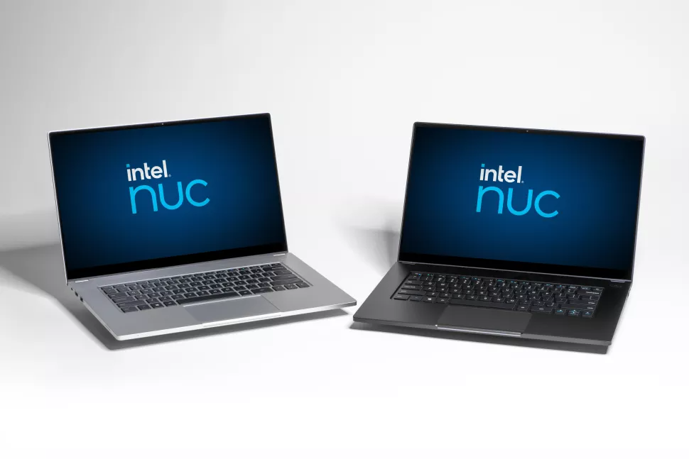 Intel представила образцовый высококлассный ноутбук