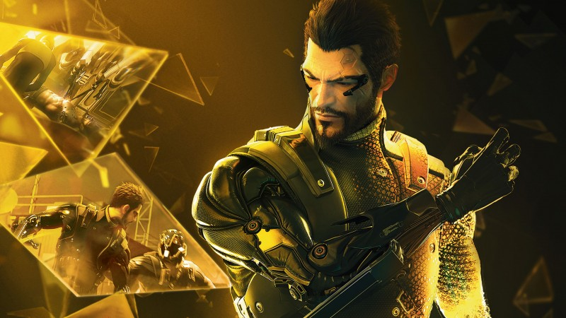 Deus Ex: Human Revolution - Director's Cut.