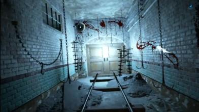 Until Dawn Rush of Blood (геймплей часть первая)