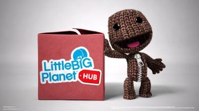 LittleBigPlanet Hub - E3 2014 Геймплей (PS4)