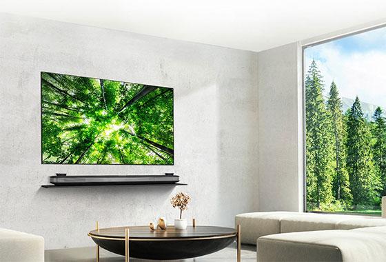 LG представила в России новые OLED-телевизоры с искусственным интеллектом
