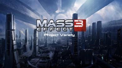 Project Variety: Мод, улучшающий Mass Effect 3