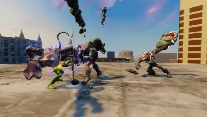 "Disney Infinity 2.0 ""Spider-Man Play Set Trailer - E3 2014"""