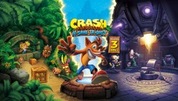 Обзор Crash Bandicoot N. Sane Trilogy