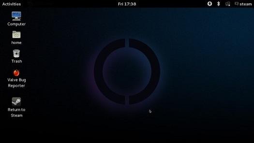 ������� ����� � ��������� Steam OS