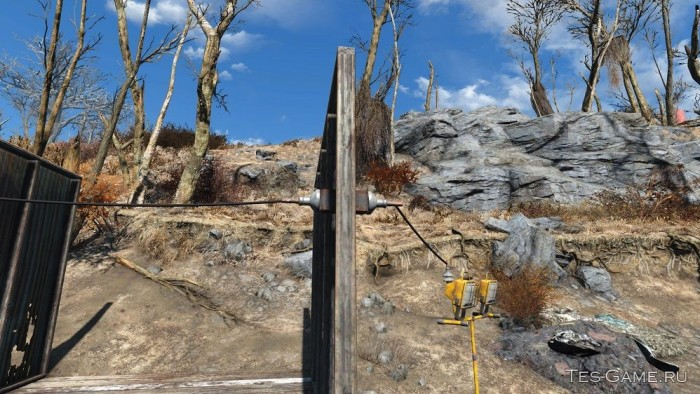 Моды для Fallout 3 на Графику