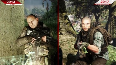 Сравнение | Crysis 3 (2013) vs. Tom Clancy's Ghost Recon Wildlands (2017) | ULTRA | PC