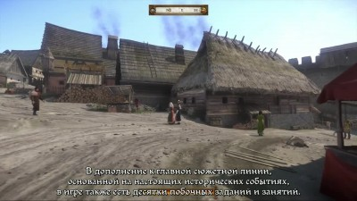 "Kingdom Come: Deliverance - ""Умом, мечом и шнапсом"""