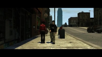 Watch_Dogs в GTA IV [Машинима]
