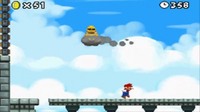"New Super Mario Bros. DS ""Все 19 Боссов."""