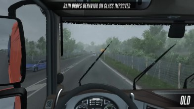 Euro Truck Simulator 2 - Обновление патча 1.33