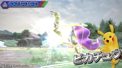 Pokken Tournament - Геймплейный трейлер