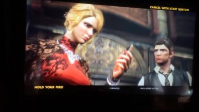 House of the Dead: Scarlet Dawn - дебютная демонстрация игрового процесса