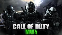 В сеть утекло изображение Call of Duty: Modern Warfare 4?