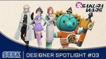 В новом трейлере Sakura Wars показаны персонажи и искусство Шигенори Соэдзима, Ноизи Ито и Кена Сугимори