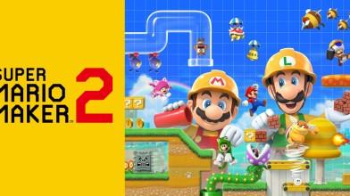 Создатель Celeste поиграл в Super Mario Maker 2