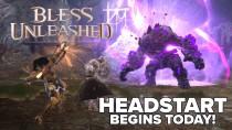 Новый трейлер MMORPG - Bless Unleashed